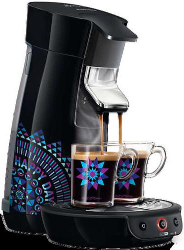 machine senseo viva caf dition limit e noir senseo. Black Bedroom Furniture Sets. Home Design Ideas