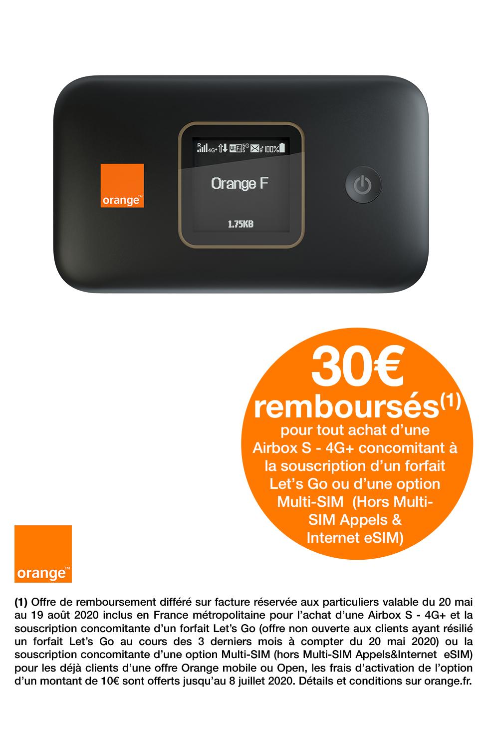 Orange Airbox