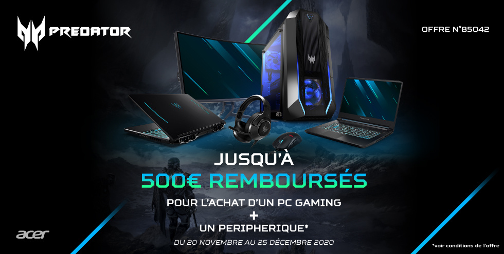 ODR BUNDLE GAMING NOVEMBRE 2020