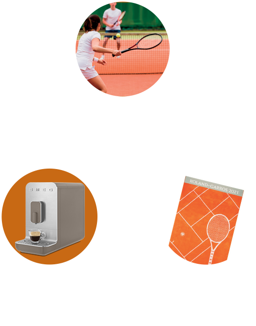 Lavzza Roland Garros 2021