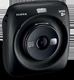 Un appareil photo Instantané Instax Square SQ20 Noir